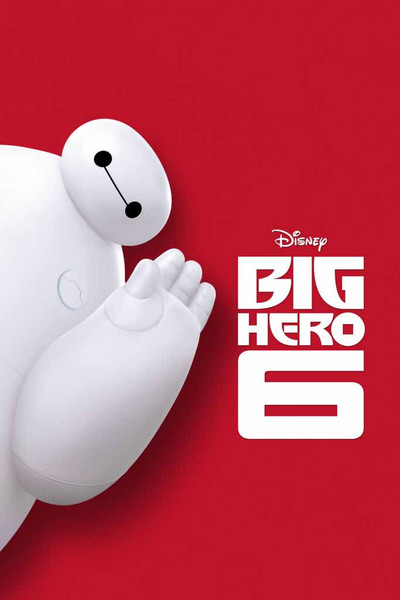 Big Hero 6 [Disney Movies Anywhere (DMA)]