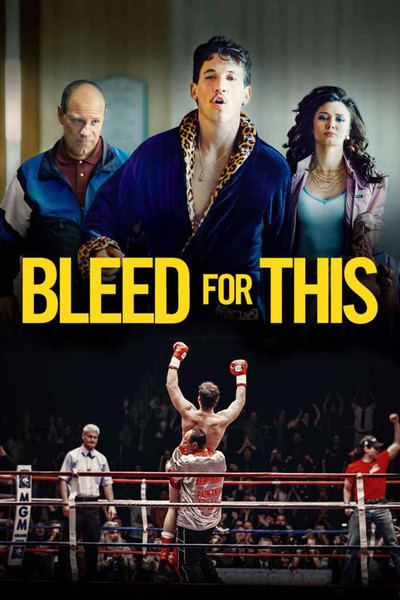 Bleed for This [iTunes HD]