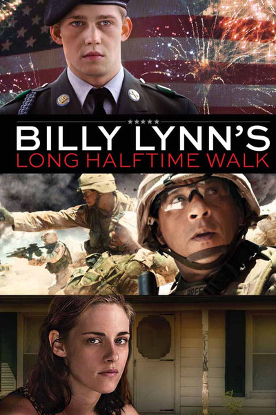 Billy Lynn's Long Halftime Walk [UltraViolet HD or iTunes via Movies Anywhere]