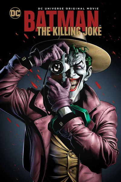 Batman: The Killing Joke [UltraViolet HD]