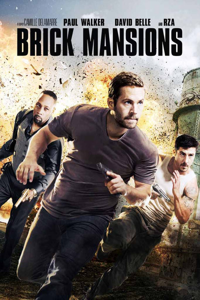 Brick Mansions [UltraViolet HD]