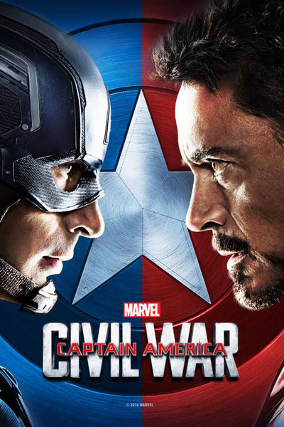 Captain America: Civil War [Disney Movies Anywhere (DMA)]