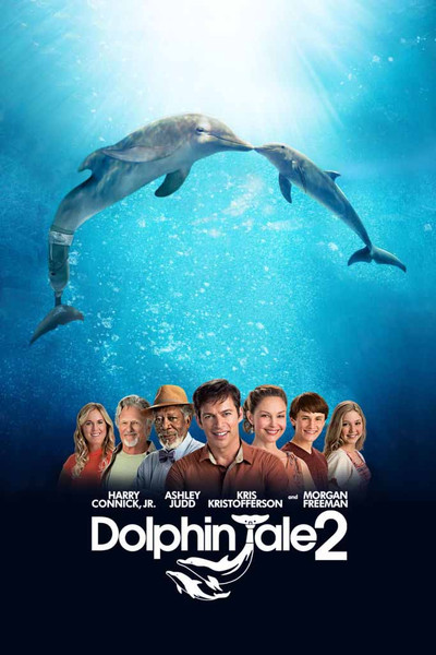 Dolphin Tale 2 [UltraViolet HD or iTunes via Movies Anywhere]