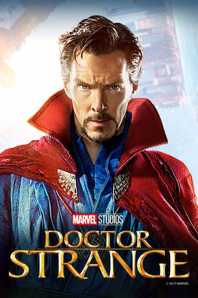 Doctor Strange [Movies Anywhere]