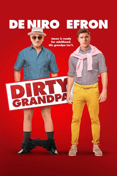 Dirty Grandpa UNRATED [iTunes HD]