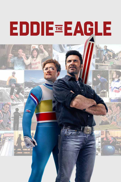 Eddie the Eagle [UltraViolet HD or iTunes via Movies Anywhere]