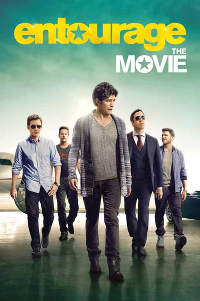 Entourage [UltraViolet HD or iTunes via Movies Anywhere]