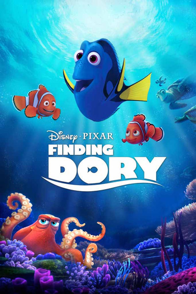 Finding Dory [Movies Anywhere (MA)]