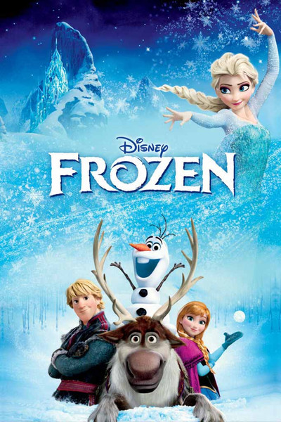 Frozen [Disney Movies Anywhere (DMA)]