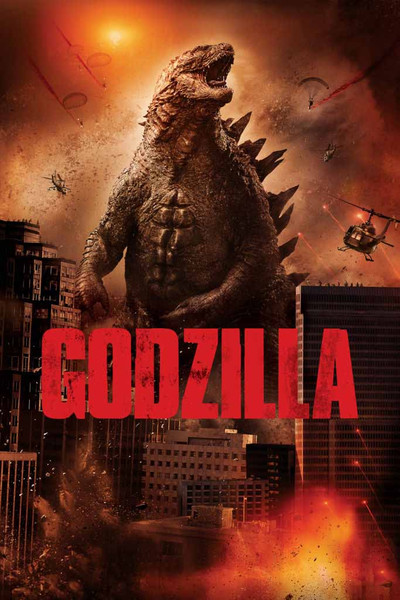 Godzilla  [UltraViolet HD or iTunes via Movies Anywhere]