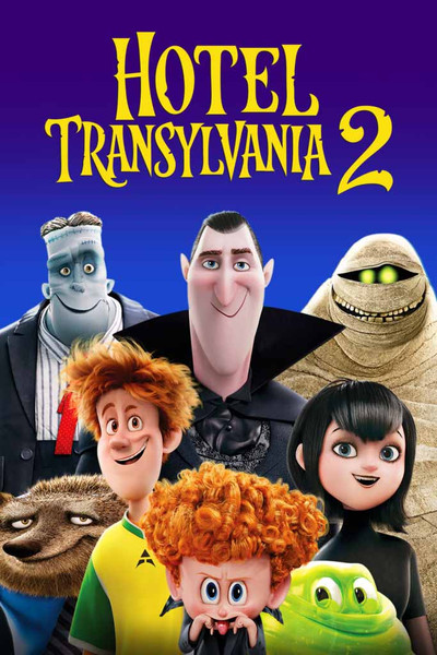 Hotel Transylvania 2 [UltraViolet HD or iTunes via Movies Anywhere]