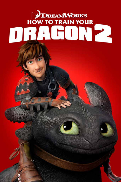 How to Train Your Dragon 2 [UltraViolet HD or iTunes]