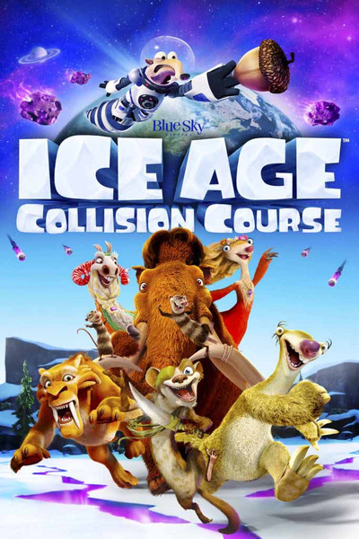 Ice Age: Collision Course [UltraViolet HD or iTunes]
