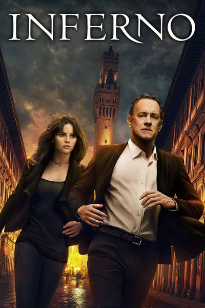 Inferno [UltraViolet HD or iTunes via Movies Anywhere]