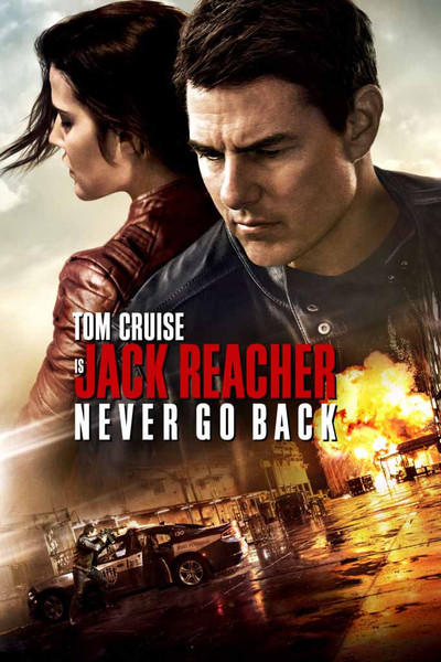 Jack Reacher: Never Go Back [UltraViolet 4K]