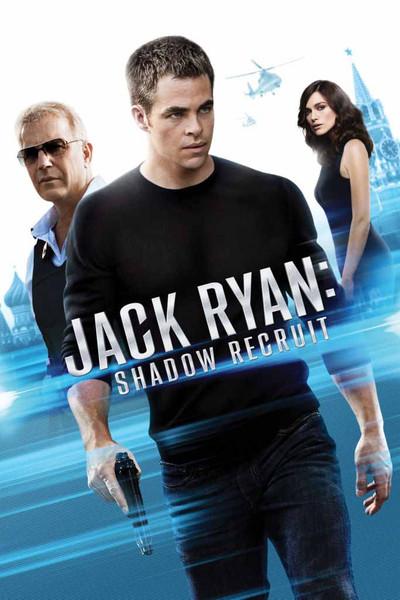 Jack Ryan: Shadow Recruit [UltraViolet HD]