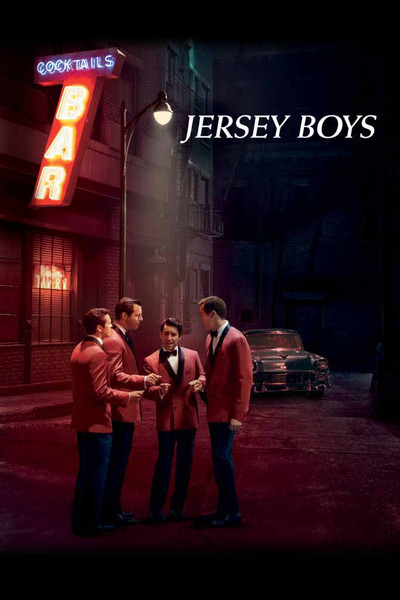 Jersey Boys  [UltraViolet HD or iTunes via Movies Anywhere]