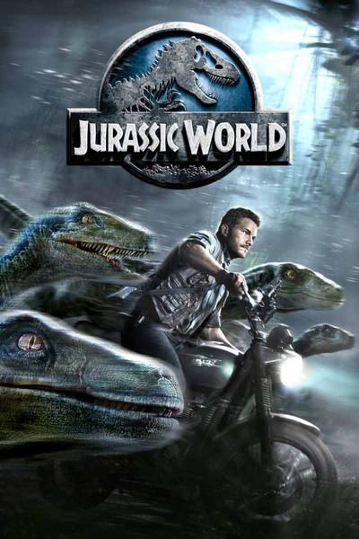 Jurassic World [UltraViolet HD]