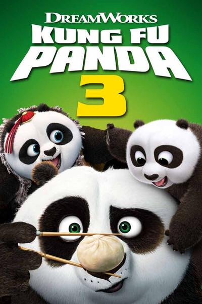 Kung Fu Panda 3 [UltraViolet HD or iTunes HD]