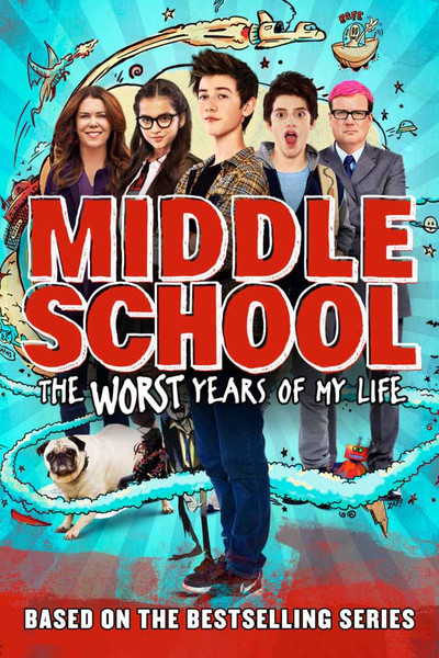Middle School: The Worst Years of My Life [UltraViolet HD]