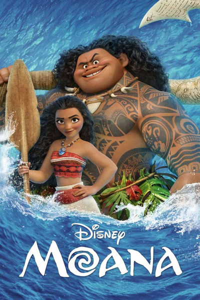 Moana [Movies Anywhere (MA)]