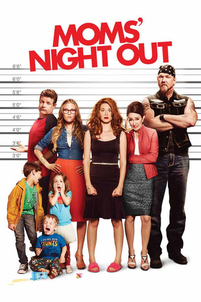Moms Night Out [UltraViolet HD or iTunes via Movies Anywhere]