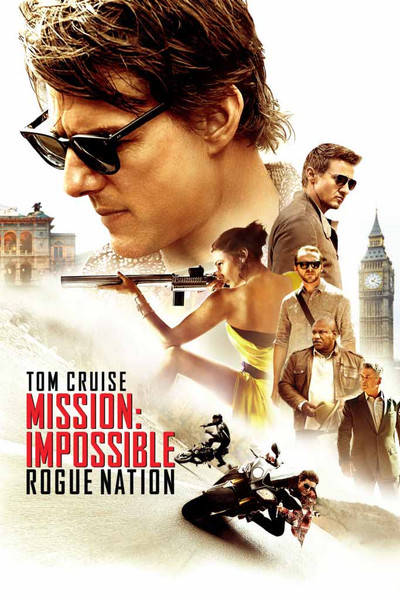 Mission Impossible: Rogue Nation [iTunes HD]