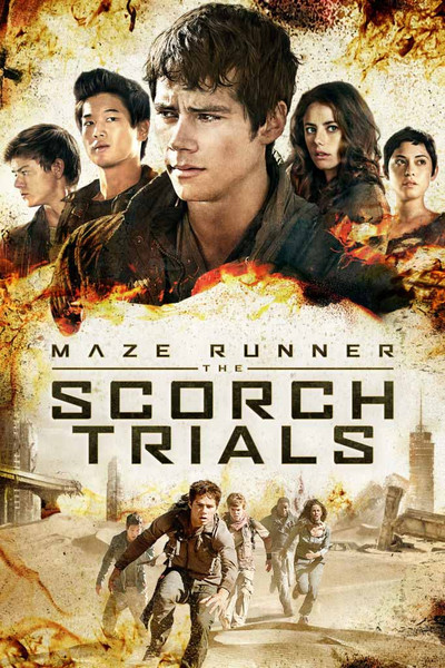 Maze Runner: The Scorch Trials [UltraViolet HD or iTunes via Movies Anywhere]