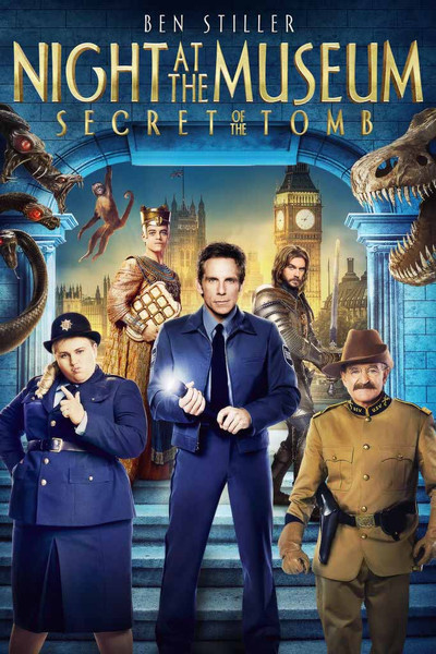 Night at the Museum: Secret of the Tomb [UltraViolet HD or iTunes]