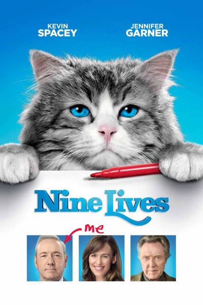 Nine Lives [UltraViolet HD]