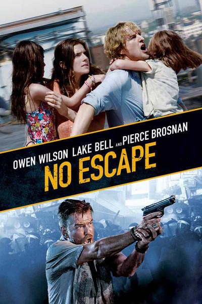 No Escape [UltraViolet HD]