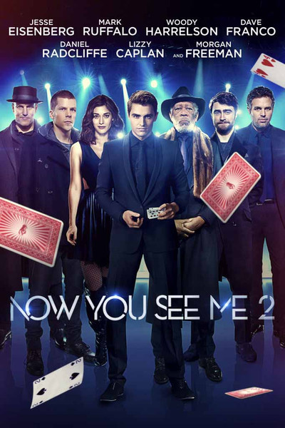 Now You See Me 2 [UltraViolet HD]