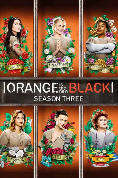 Orange is the New Black: Season 3 [UltraViolet SD]