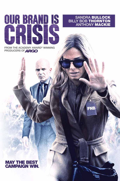 Our Brand is Crisis [UltraViolet HD or iTunes via Movies Anywhere]