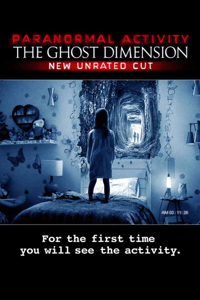Paranormal Activity: The Ghost Dimension (New Unrated Cut) [UltraViolet HD]