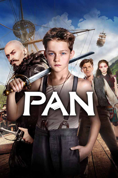Pan [UltraViolet HD or iTunes via Movies Anywhere]