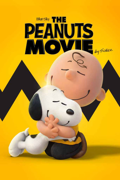 The Peanuts Movie [UltraViolet HD or iTunes HD]