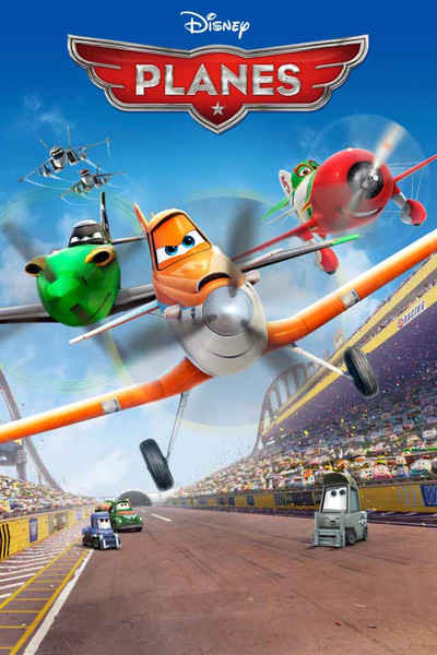 Planes [Disney Movies Anywhere (DMA)]
