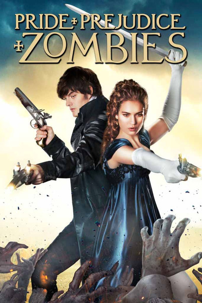 Pride and Prejudice and Zombies [UltraViolet HD or iTunes via Movies Anywhere]