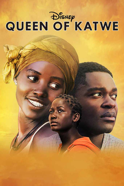 Queen of Katwe [Disney Movies Anywhere (DMA)]