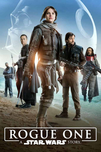 Rogue One: A Star Wars Story [HDX VUDU, DMA, iTunes]