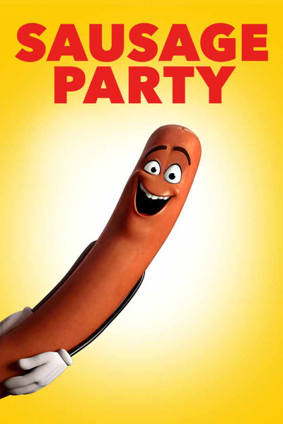 Sausage Party [UltraViolet HD or iTunes via Movies Anywhere]