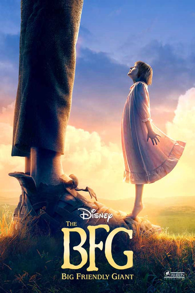 The BFG [Disney Movies Anywhere (DMA)]
