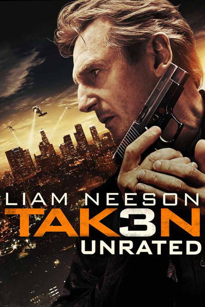 Taken 3 (Unrated) [UltraViolet HD or iTunes HD]
