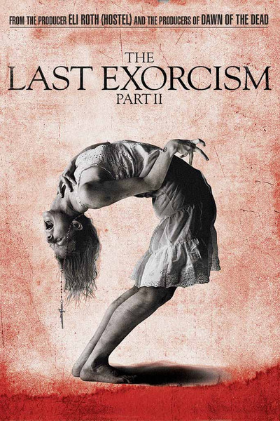 The Last Exorcism: Part II UNRATED [UltraViolet HD or iTunes via Movies Anywhere]