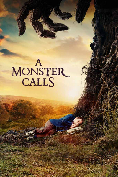 A Monster Calls [UltraViolet HD or iTunes via Movies Anywhere]