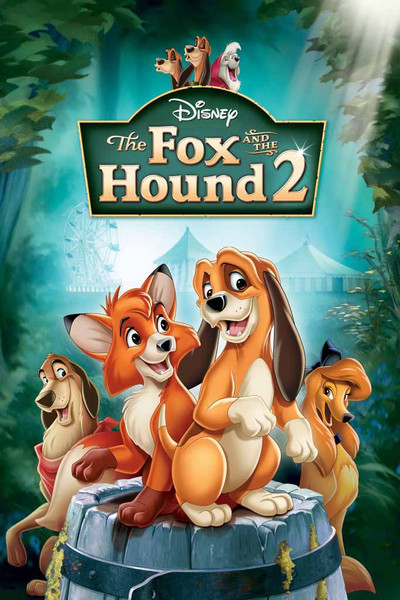 Fox And The Hound 2 [Disney Movies Anywhere (DMA)]