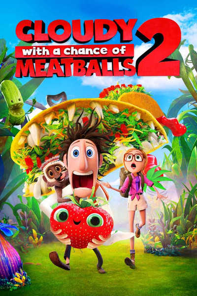 Cloudy With A Chance of Meatballs 2 [UltraViolet HD or iTunes via Movies Anywhere]