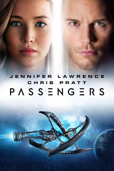 Passengers [UltraViolet 4K or iTunes 4K] Read Redemption Details