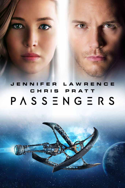 Passengers [UltraViolet SD or iTunes SD via Movies Anywhere]